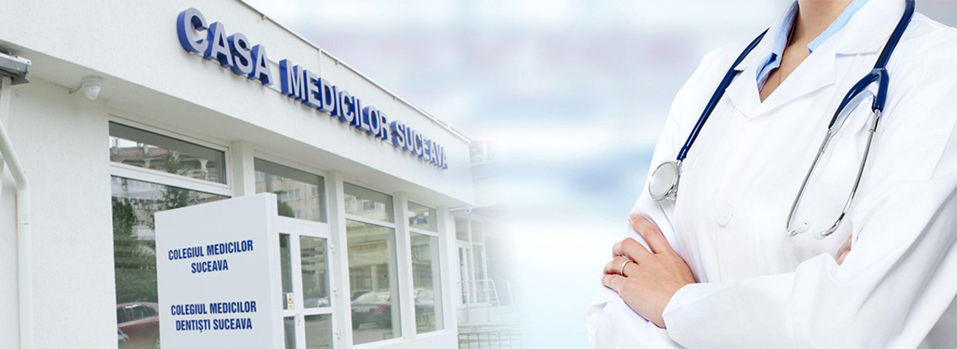 Colegiul Medicilor Stomatologi - SUCEAVA